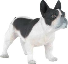 Papo Fransk Bulldog Hund Leksaksdjur