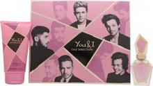 One Direction You & I Lahjasetti 30ml EDP + 150ml Suihkugeeli