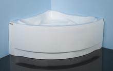 Hörnbadkar Symmetri - Classic kapacitet 180&nbsp Djup 44cm