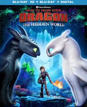 Drachenzähmen Leicht Gemacht 3: Die Geheime Welt (Inkl. 3D Blu-ray + Digital Download)