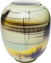 KARE DESIGN Vase Arte Colore Gul Stor