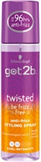 got2b Twisted Anti Frizz Styling Spray 200 ml