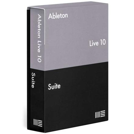 Ableton Live 10 Suite programvare