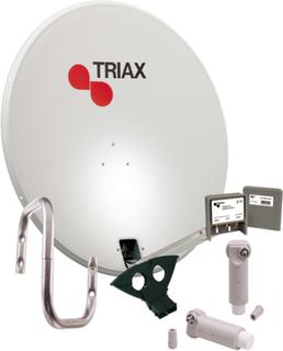 Triax triax parabol 78cm 2lnb alps