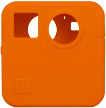 GoPro Fusion kamera beskyttelses deksel laget av silikon - Oransje