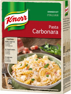 Knorr Pasta Carbonara Mix 203 g