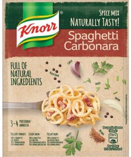 Knorr Spaghetti Carbonara Krydderi Mix 47 g