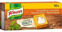 Knorr Kycklingbuljong 10 st
