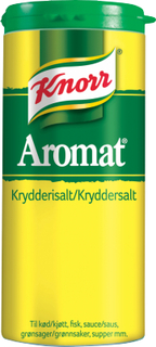 Knorr Aromat Kryddersalt 90 g