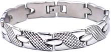 Armband rostfritt stål Mckagan