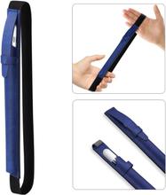 Apple Penn Etui laget av kunstlær - Mørk blått