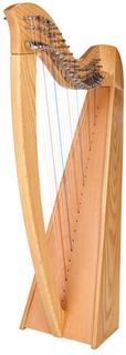 Thomann Celtic Harp Ashwood 22 Str.