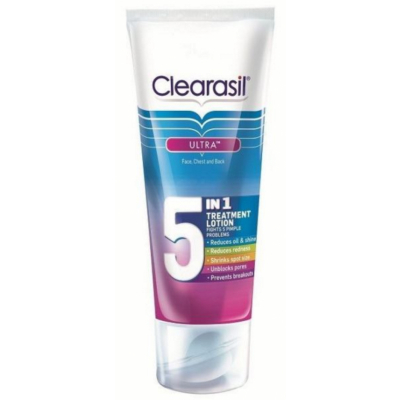 Clearasil Ultra 5in1 Treatment Lotion 100 ml