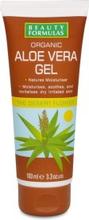 Beauty Formulas Organic Aloe Vera Gel 100 ml