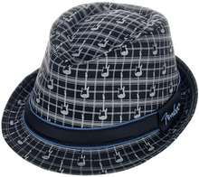 Fender Fedora Hat Black S/M