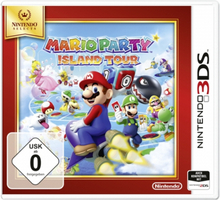 Nintendo 3DS Mario Party Island Tours Selects