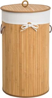tectake TecTake Tvättkorg med tvättsäck 57 l