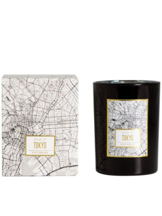 Victorian Candles Candle Maps Tokyo