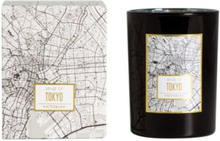 Victorian Candles Candle Maps Doftljus Tokyo