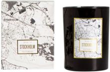 Victorian Candles Candle Maps Stockholm