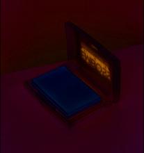 Embossing-stämpeldyna 6 x 9,5 cm - transparent