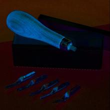 Linoleum-/träknivar - Set