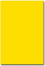 Pollen Brevpapper A4 - 50 st - Intensiv gul