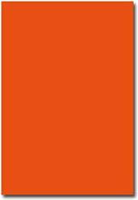 Pollen Brevpapper A4 - 50 st - Intensiv orange