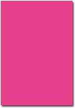 Pollen Brevpapper A4 - 50 st - Intensiv rosa