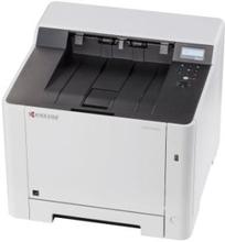 Kyocera ECOSYS P5021cdn - Skriver - farge - Dupleks - laser - A4/Legal - 9600 x 600 dpi - inntil 21 spm (mono) / inntil 21 spm (farge) - kapasitet: 3