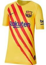Barcelona Trenings T-Skjorte Senyera 2019/20 Barn