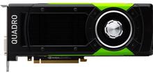 NVIDIA Quadro P6000-grafikkort (24 GB)