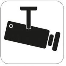 Symbol Habo Videoovervåking