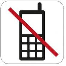 Symbol Habo Telefonforbud
