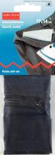 Säkerhetsficka 17x14cm black 1 st