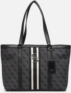 GUESS VINTAGE TOTE COAL by Guess