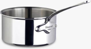 Cook Style kasserolle stål, 0,8 liter