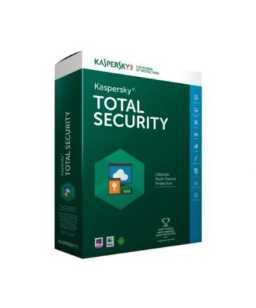 Kaspersky Total Security Multi-Device 2018 - 2 enheter / 2 år