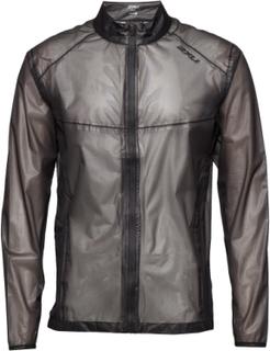 Heat Packable Membrane Jacket Tynd Jakke Sort 2XU