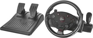 Trust GXT 288 Taivo Racing Wheel - Racingratt med växelspak och pedaler