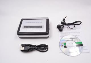 REDAMIGO MP3 cassette capture to MP3 USB Cassette Capture Tape to PC Super Cassette to MP3 Converter Cassette-to-MP3 EZ218