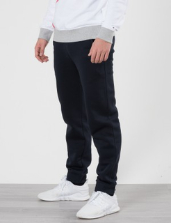 Peak Performance KNITTED JERSEY COTTON SWEATPANTS Blå Byxor till Tjej