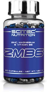 Scitec ZMB6 - ZMA - 60 kaps