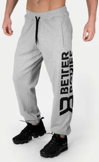 Better Bodies Stanton sweatpants - Lys gråmelert bukse