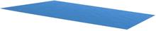 vidaXL Rektangulær Bassengduk 732 x 366 cm PE Blå