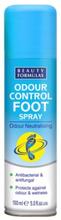 Beauty Formulas Odour Control Foot Spray 150 ml