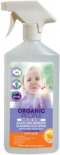Organic People Glass & Mirrors Cleaning Spray 500 ml