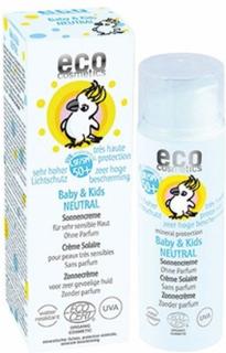 ECO Cosmetics Baby & Kids Neutral Solkräm SPF 50