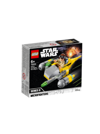 Star Wars 75223 Naboonesisk stjernejager Microfighter - Proshop
