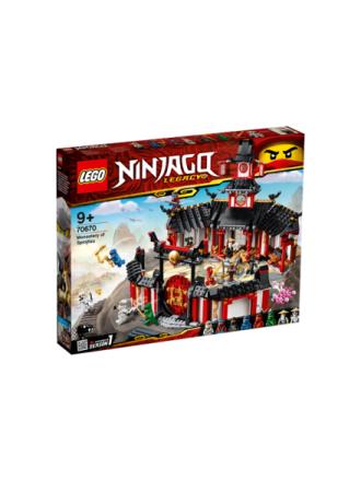 Ninjago 70670 Spinjitzu-klosteret - Proshop